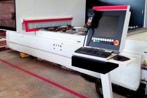 Bettiol Móveis - Fabrica - Centro de Usinagem Robotizado