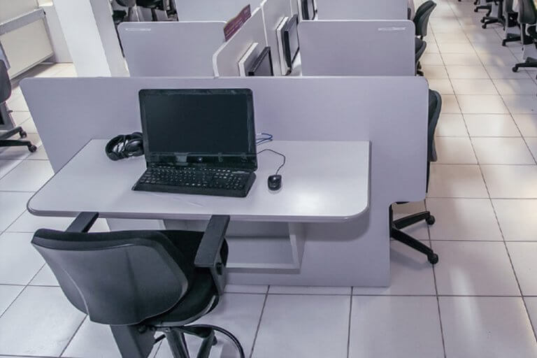 Mesa para Supervisão de Call Center