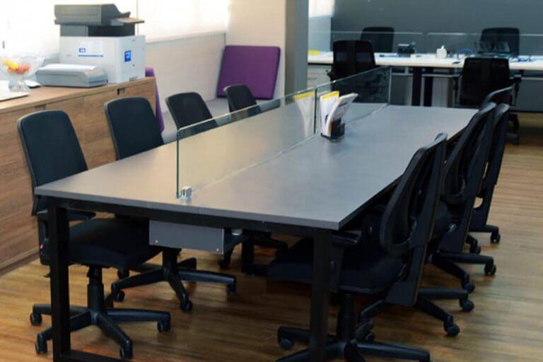 Mesa para Treinamentos